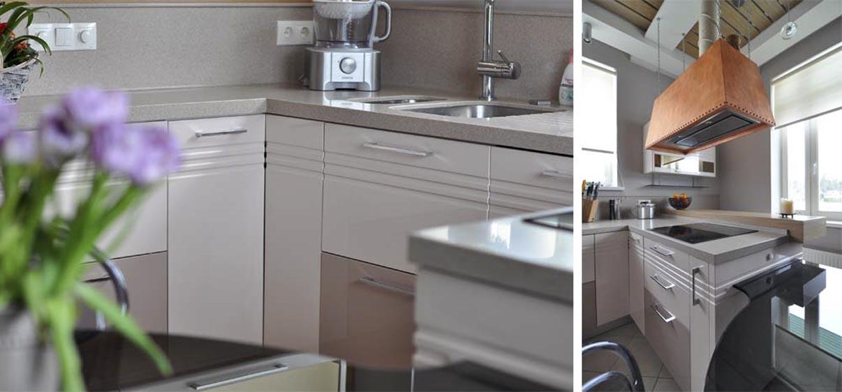 Modern houses interior - Alexander Maltseff Interior Design Modern Kitchen